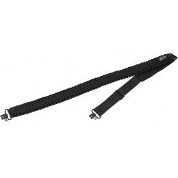 Firefield Nylon Tactical Two Point Paracord Sling - BLACK
