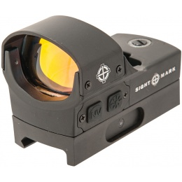 Sightmark Core Shot Compact Reflex Red Dot Sight - BLACK