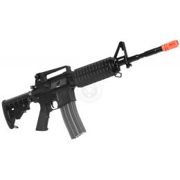 G&G M4A1 Carbine Electric Blowback Airsoft AEG Rifle - BLACK