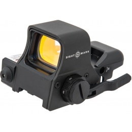 Sightmark Ultra Dual Shot Pro Spec NV Sight QD - BLACK