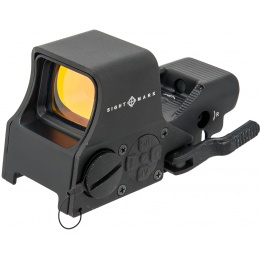 Sightmark Ultra Shot Alloy M-Spec Reflex Sight - BLACK