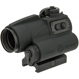 Sightmark Waterproof Wolverine CSR Red Dot Sight - BLACK