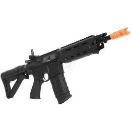G&G Blowback GR4 EBB G26 Airsoft AEG Rifle w/ LED Laser Unit - BLACK
