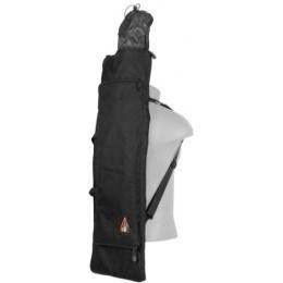 Lancer Tactical Airsoft PVC Heavy Duty Gun Bag - 39 Inches - BLACK