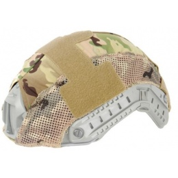 AMA Tactical Airsoft Helmet Cover Accessory - CAMO