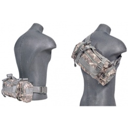 AMA Tactical Airsoft Buttpack w/ Adjustable Strap - ACU
