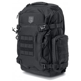 Cannae Legion Elite Day Backpack w/ Helmet Carry - BLACK