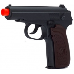 UK Arms Metal MKV G29  Spring Airsoft Pistol - BLACK