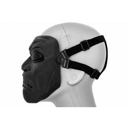 UK Arms Airsoft AC-317BK Anti-Shock Immortal Mask - BLACK