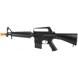 Double Eagle Mini M16 Spring Rifle - BLACK