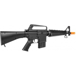 Double Eagle Mini M16 Spring Rifle - BLACK