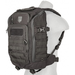 Cannae Legion Day Nylon Tactical Outdoor Backpack - BLACK