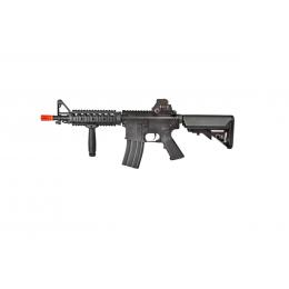 King Arms Airsoft Nylon M4 CQB/R Field Pack - BLACK