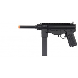 UK Arms M302F Spring Airsoft 250 FPS Pistol SMG - BLACK
