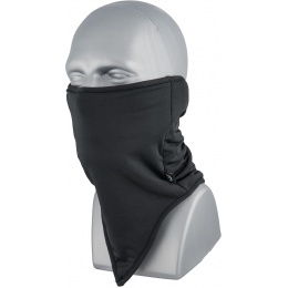 Zan Headgear Airsoft Combo Gaiter Comfort Fleece - BLACK