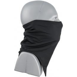 Zan Headgear Airsoft Combo Gaiter Comfort Fleece - BLACK