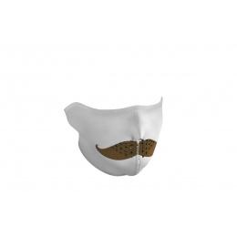 Zan Headgear Airsoft Polyester Resistant Mustache Half Mask