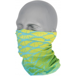 ZANheadgear Airsoft Tactical Motley Tube Face Mask - DORADO
