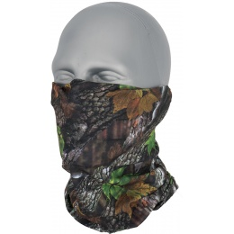 ZANheadgear Airsoft Tactical Motley Tube Face Mask - FOREST CAMO