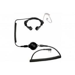 Code Red Close Quarters Boom Mic Headset - MOTOROLA 2 PIN