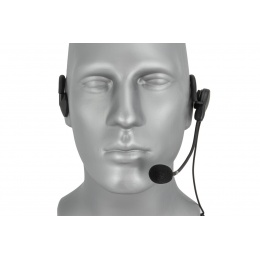 Code Red Mid Close Quarters Boom Mic Headset - MIDLAND 2 PIN