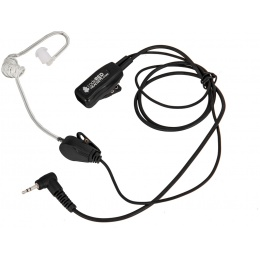 Code Red Recruit M6 Lapel Microphone - MOTOROLA SINGLE PIN