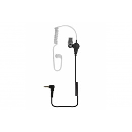 Code Red TangoJr Earpiece 3.5mm Listen-Only - BLACK