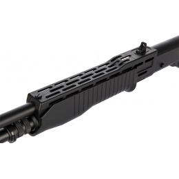 ASG Airsoft FRANCHI SPAS-12 Pump Spring Shotgun - BLACK