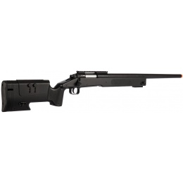 ASG Airsoft McMillan M40A3 Sportline Bolt Action Sniper Rifle - BLACK