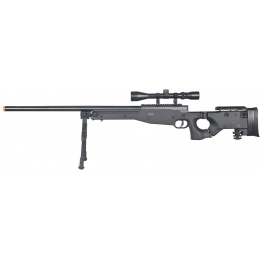 Wellfire Airsoft L96 AWP Sniper RIfle w/ Folding Stock