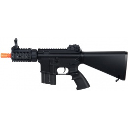 Golden Eagle Airsoft M4 AEG Stubby Killer Rifle - BLACK