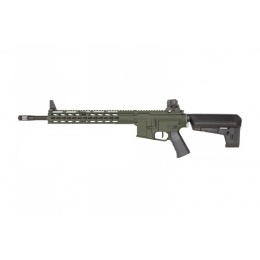 Krytac Trident Airsoft MK2 SP AEG Airsoft Rifle - FLAT GREEN