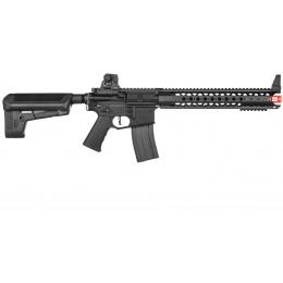 Krytac Licensed Airsoft Warsport M4 Carbine AEG LVOA-S - BLACK