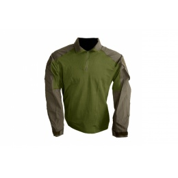 AMA Tactical Gen 3 Airsoft Combat Shirt - RANGER GREEN