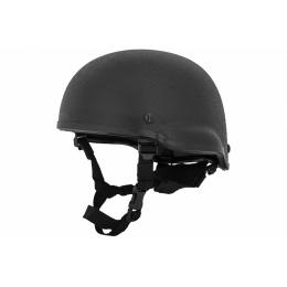 Lancer Tactical Airsoft MICH 2002 Helmet - BLACK