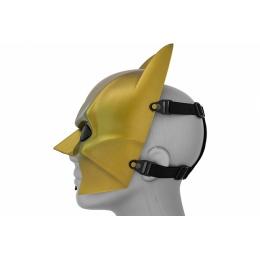 UK Arms Airsoft Dark Hero Full Face Mask w/ Wire Mesh - BRONZE
