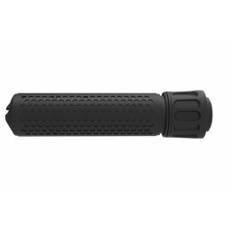 Knights Armament Airsoft 556 QDC Mock Suppressor - BLACK