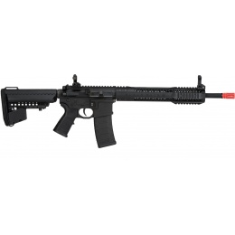 King Arms BRO M4 Fallout 15 Recon Airsoft AEG Rifle - BLACK