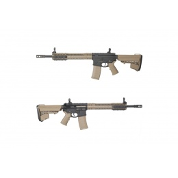 King Arms BRO M4 Fallout 15 Recon Airsoft AEG Rifle - DARK EARTH