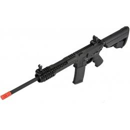 King Arms BRO M4 Fallout 15 Urban Airsoft AEG Rifle - BLACK