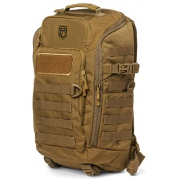 Cannae Legion Day Nylon Tactical Outdoor Backpack - COYOTE