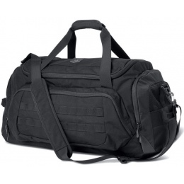 Cannae Transport Tactical Nylon Duffle Bag - BLACK