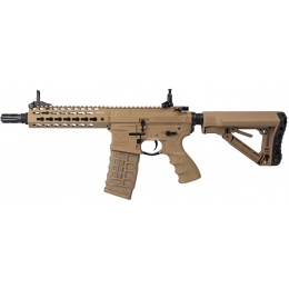 G&G Combat Airsoft CM16 SRS High Quality AEG Rifle - TAN