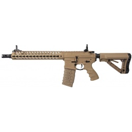 G&G Combat Airsoft CM16 SRXL High Quality AEG Rifle - TAN