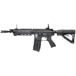 G&G Combat Airsoft Full Metal GR4 G26 AEG Rifle - BLACK