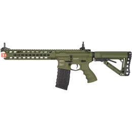 G&G Airsoft Combat Machine CM16 Predator AEG w/ KeyMod Rail - HUNTER GREEN