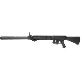 G&G Combat Airsoft Full Metal GR25 AEG Sniper Rifle - BLACK