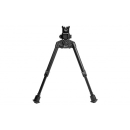 NcStar Airsoft Bipod w/ Weaver Quick Release Mount - BLACK