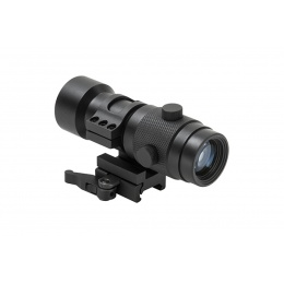NcStar Airsoft 3X Magnifier Scope w/ Flip to Side QR Mount