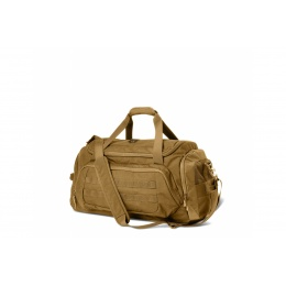 Cannae Transport Tactical Nylon Duffle Bag - COYOTE